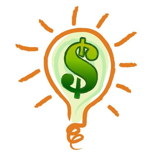 dollar-sign-in-lightbulb