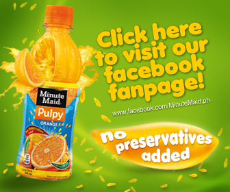 Win One Month Supply of Minute Maid Pulpy Orange!