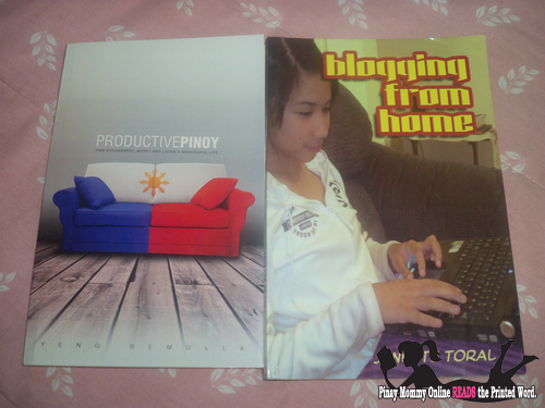 Productive Pinoy for 2012 Book Giveaway!!