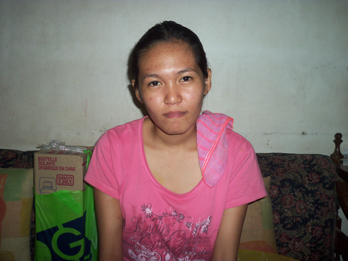Sendong Survivor: The Story of Alma Jomaree A. Catalan