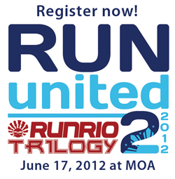 Calling Moms, Dads and Kids! Join Run United 2!!