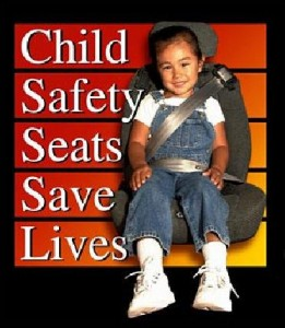 Child Safety Seats Saves Lives