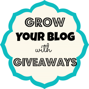 grow your blog with giveaways