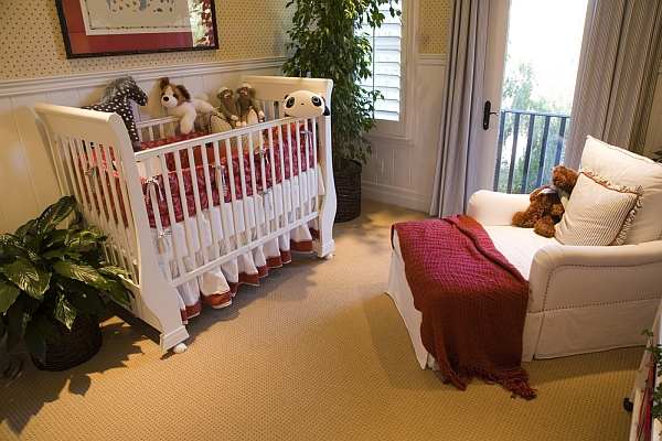 How to Quickly Transform Your Spare Room into a Nursery