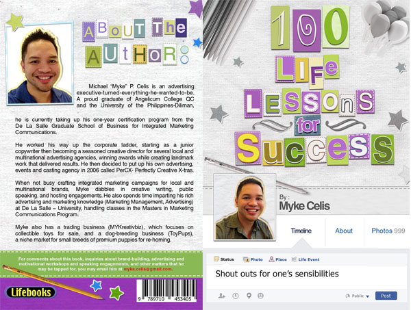 100 Life Lessons for Success: Shout Outs for One's Sensibilities