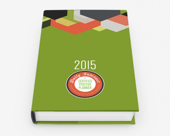 Certified Positive 2015 Planner