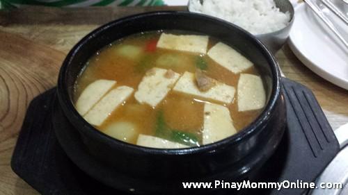 Bean Paste Soup