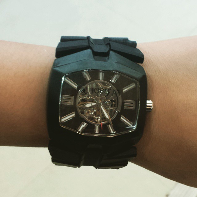 My JORD Wood Watch