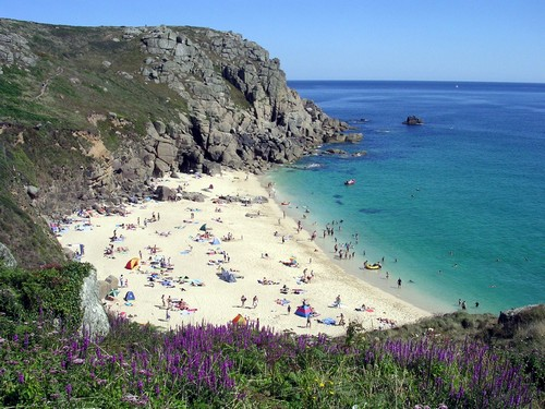 Cornwall Beach