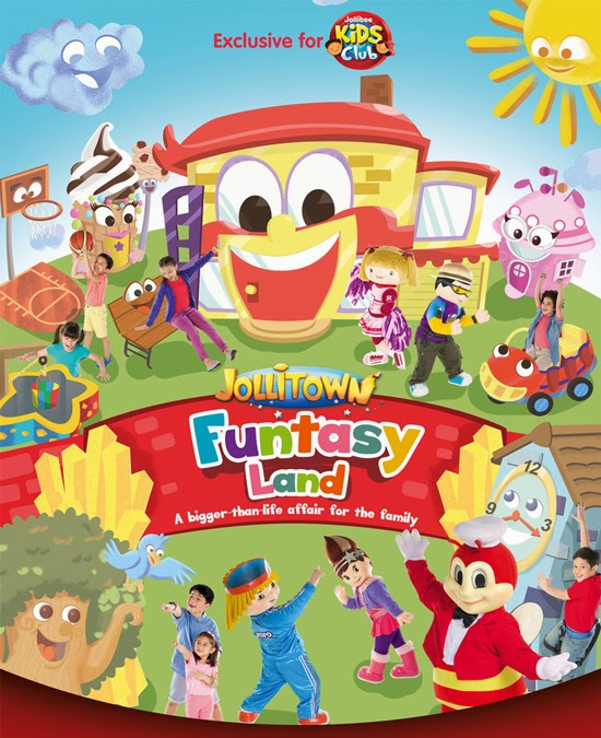 Jollibee Kids Club's Jollitown Funtasy Land Goes to Davao City this Summer + Instagram Contest!