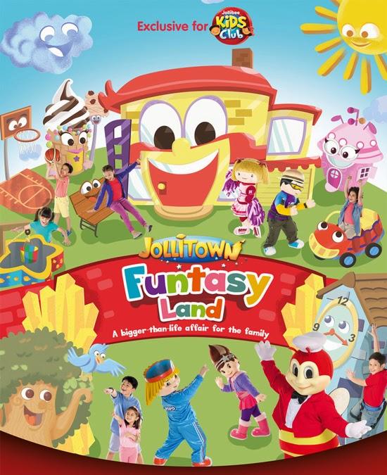 Jollitown Funtasy Land Davao