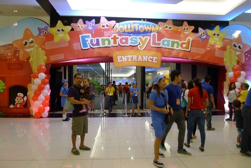 Jollitown Funtasy Land in Davao City was a Huge Success!