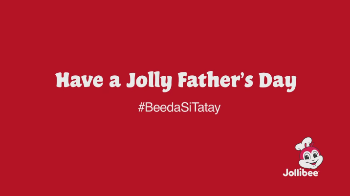 Have a Jolly Father's Day!
