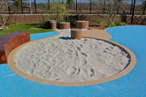 Outdoor Commercial Playground Equipment