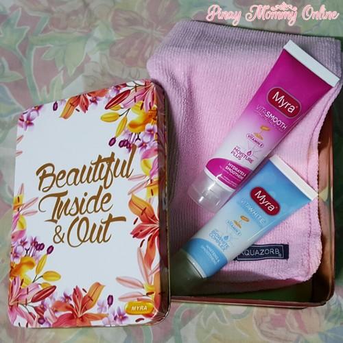 Myra VitaSmooth Hydrating Facial Wash