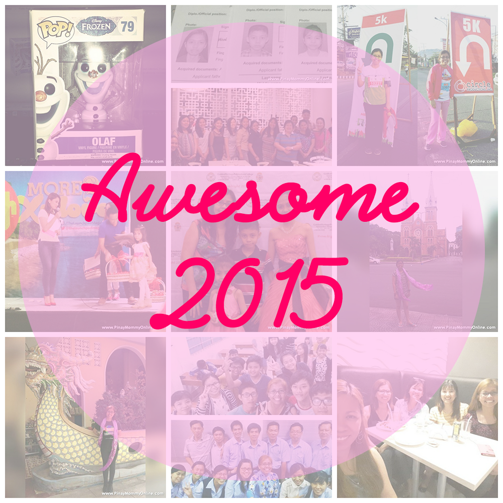 My Awesome 2015