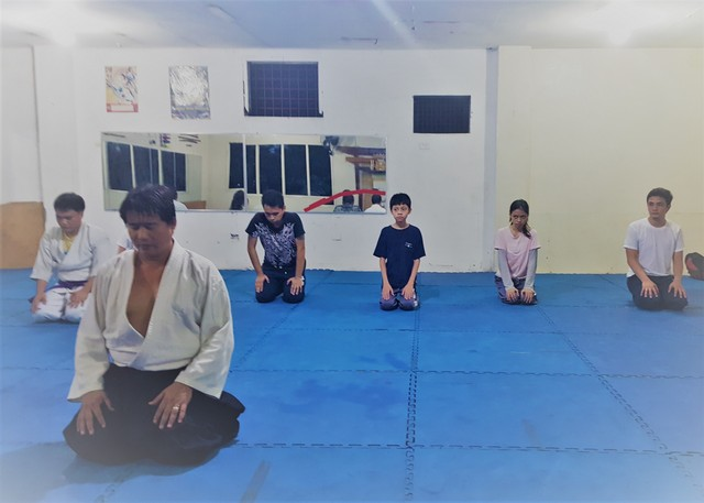 Learning Aikido