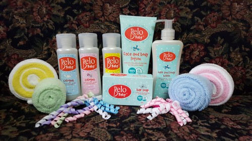 Introducing the Safe, Natural, and Gentle Belo Baby Products