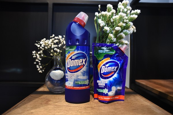 Domex Extra Thick Bleach