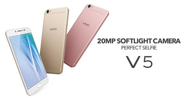 Vivo V5: The Smartphone for the Selfie Lover