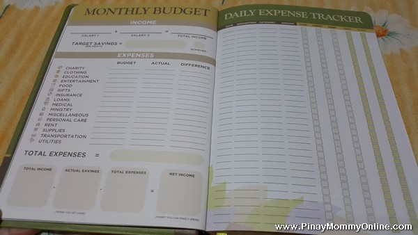 Monthly Budget and Daily Expense Tracker
