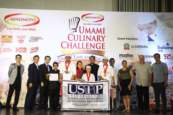 Congratulations to All the Winners of the 2017 Ajinomoto® Umami Culinary Challenge