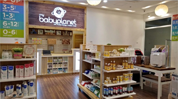 My Baby Planet – Concept Store for Parents with a Distinctive Taste