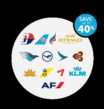 Traveloka Partner Airlines