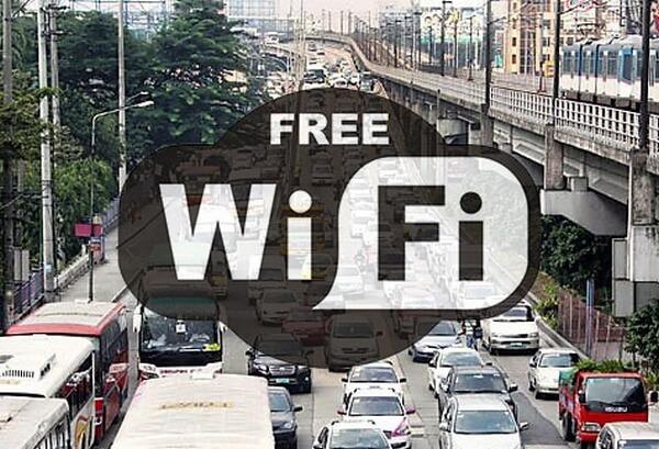 EDSA Free Wi-Fi Project