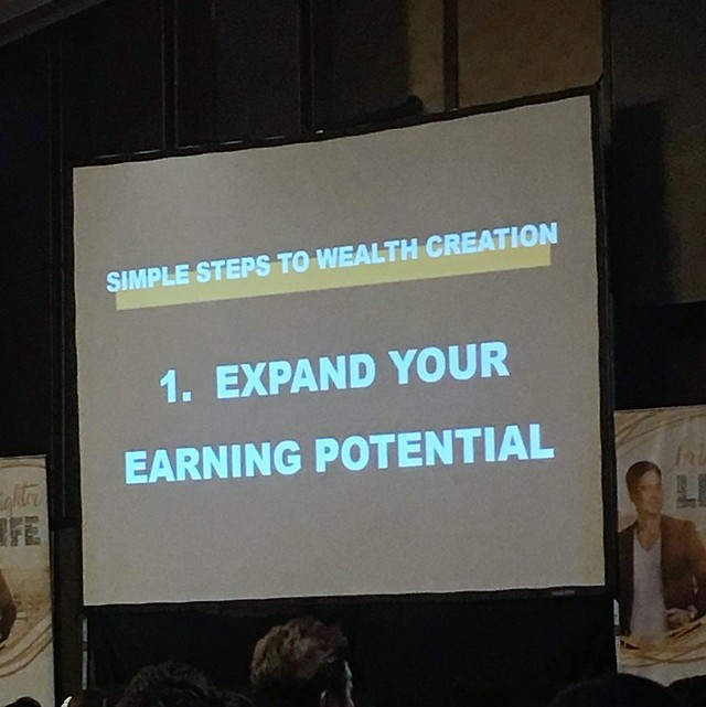 Expand earning potential.