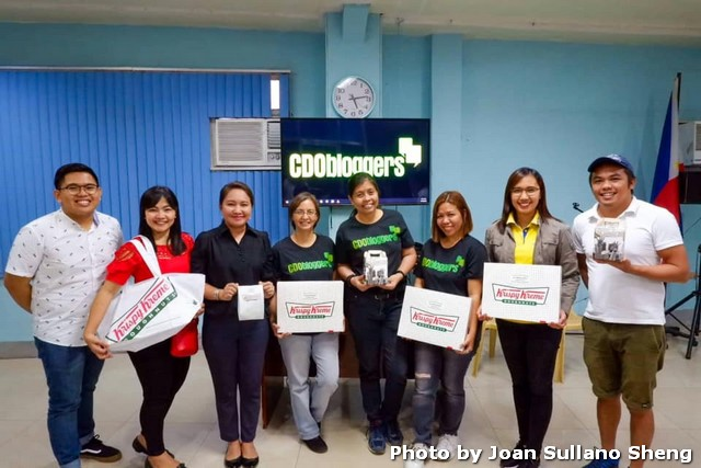 CDO Bloggers x Krispy Kreme Philippines