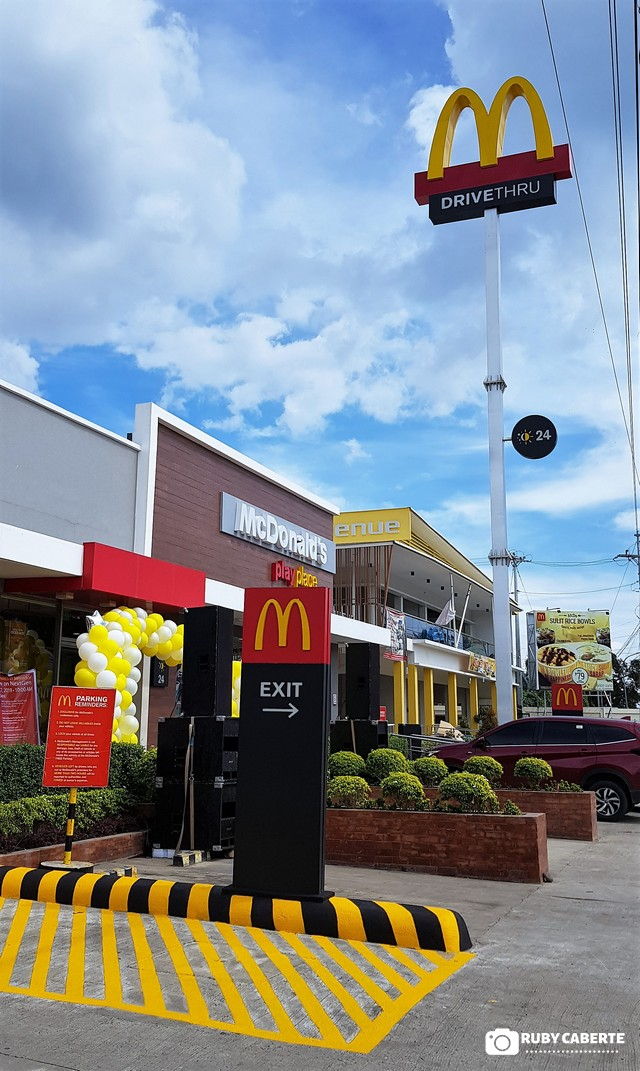 McDonald's El Salvador 24 Hours
