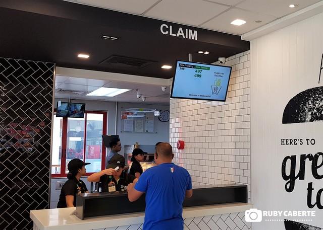 McDonald's El Salvador Claim Counter