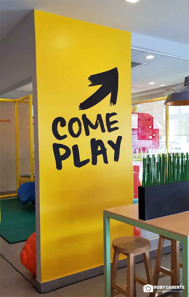 McDonald's El Salvador Play Place