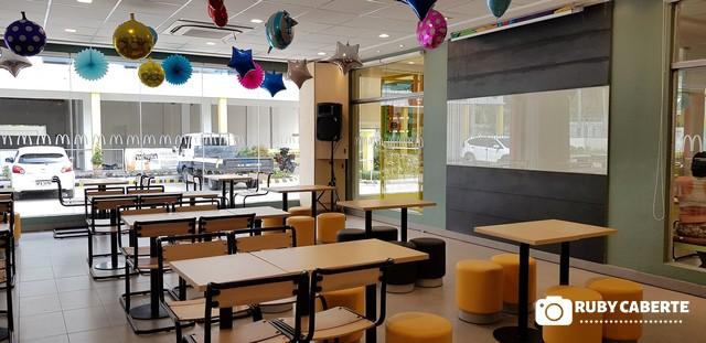 McDonald's El Salvador Function Room
