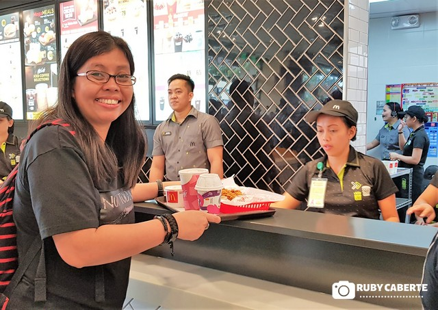 My Orders from McDonald's El Salvador