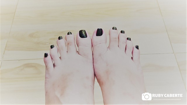 Pedicure Service from Mich and Myl Nails